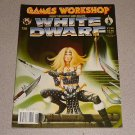 WHITE DWARF MAGAZINE #126 WARHAMMER GAMES WORKSHOP 40K