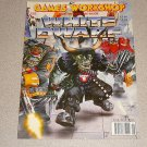 WHITE DWARF MAGAZINE #125 WARHAMMER GAMES WORKSHOP 40K