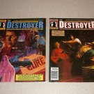 THE DESTROYER 1-9 MARVEL COMPLETE RUN MAGAZINE COMIC