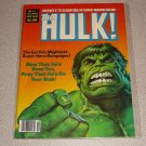 RAMPAGING HULK #17 MARVEL MAGAZINE COMIC INCREDIBLE