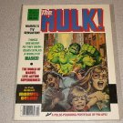 RAMPAGING HULK #16 MARVEL MAGAZINE COMIC INCREDIBLE