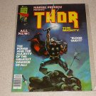 MARVEL PREVIEW THOR #10 VINTAGE MAGAZINE COMIC 1977