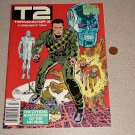 T2 TERMINATOR 2 MARVEL MOVIE ADAPTATION MAGAZINE COMIC