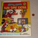 MICKEY MOUSE FUN TIME EXTRA 1979 IPC MAGAZINE COMIC