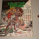 COLLECTOR'S DREAM #4 & 5 MAGAZINES COMICS VINTAGE