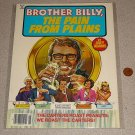BROTHER BILLY, THE PAIN FROM PLAINS MAGAZINE COMIC 1979
