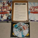 THE SIMS DELUXE EDITION PC CD ROM 100% COMPLETE