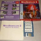 MEGA TRAVELLER 2 QUEST ANCIENTS PC VINTAGE BIG BOXED