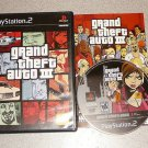 GRAND THEFT AUTO III 3 MATURE PS2 100% COMPLETE