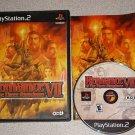 ROMANCE OF THE THREE KINGDOMS VII 7 PS2 PLAYSTATION 2