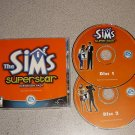 THE SIMS SUPERSTAR EXPANSION PACK  PC CD ROM