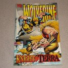 WOLVERINE KNIGHT OF TERRA COMIC TPB GRAPHIC NOVEL