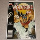 THE WOLVERINE SAGA BOOK 1 COMIC TPB GRAPHIC NOVEL