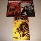 HAWKWORLD BOOKS 1-3 DC COMIC TPB GRAPHIC NOVEL