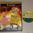 SPONGEBOB SQUAREPANTS MOVIE GAMECUBE PLAYS ON THE WII