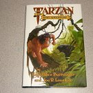 TARZAN THE LOST ADVENTURE HARDCOVER BOOK COMIC DARK HS