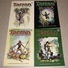 TARZAN THE LOST ADVENTURE COMICS COMPLETE SET 1-4