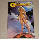 QUADRANT GRAPHIC NOVEL UNCENSORED TPB PETER HSU COMIC