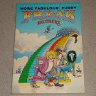 MORE FABULOUS FURRY FREAK BROTHERS GRAPHIC NOVEL COMIC