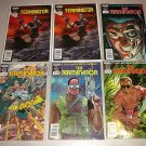 TERMINATOR COMICS NOW DARK HORSE TPB RARE SET 42 ISSUES
