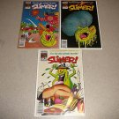 SLIMER #6,7,10COMICS REAL GHOSTBUSTERS NOW