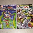 REAL GHOSTBUSTERS 14 & 15 COMICS NOW COMICS