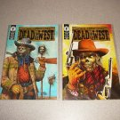 DEAD IN THE WEST 1-2 COMICS COMPLETE SET DARK HORSE
