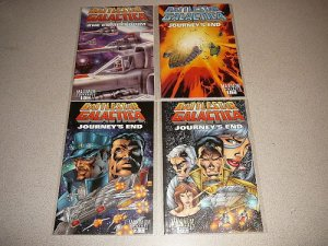 BATTLESTAR GALACTICA 14 COMICS MAXIMUM APOLLO STARBUCK
