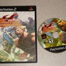 CAPCOM FIGHTING EVOLUTION SUPER FUN PS2 PLAYSTATION 2