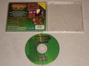 WARCRAFT II EXPANSION SET BEYOND THE DARK PORTAL PC CD