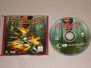 AQUA NOX PC CD