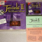 JEWELS II 2 ULTIMATE CHALLENGE PC CD WIN 100% BIG BOX