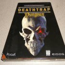 DEATHTRAP DUNGEON PC CD WIN NEW SEALED BIG BOX 1998