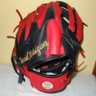 Red and Black H-Web