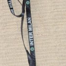 INTER MILAN LANYARD SOCCER- WE SHIP USPS #INTHNLJ8