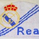 REAL MADRID CF  BEANIE/SKULL CAP SOCCER BRONX CAP WE SHIP USPS