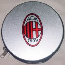 AC MILAN CD/DVD CASE SOCCER- WE SHIP USPS