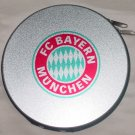 BAYERN MUNICH CD/DVD CASE SOCCER- WE SHIP USPS