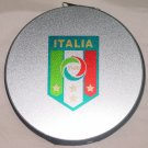 ITALY CD/DVD CASE SOCCER- WE SHIP USPS