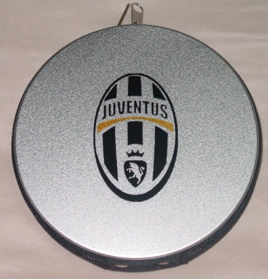 JUVENTUS CD/DVD CASE SOCCER- WE SHIP USPS
