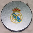 REAL MADRID CF CD/DVD CASE SOCCER- WE SHIP USPS