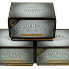 3-PACK NEW CALLAWAY WARBIRD WAR BIRD GOLF BALLS DOZENS