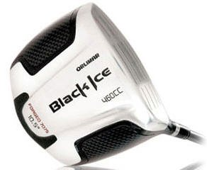 NEW ORLIMAR GOLF BLACK ICE DRIVER & FAIRWAY 3-WOOD SET