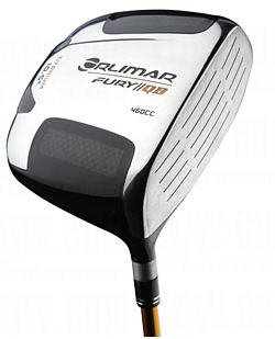 NEW ORLIMAR FURY QB GOLF 460cc DRIVER 10.5° REGULAR