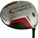 NEW CALLAWAY GOLF BIG BERTHA 460 TI 10° DRVER GRAPHITE