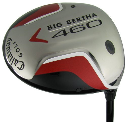 NEW CALLAWAY GOLF BIG BERTHA 460 TI 9° DRIVER GRAPH STF