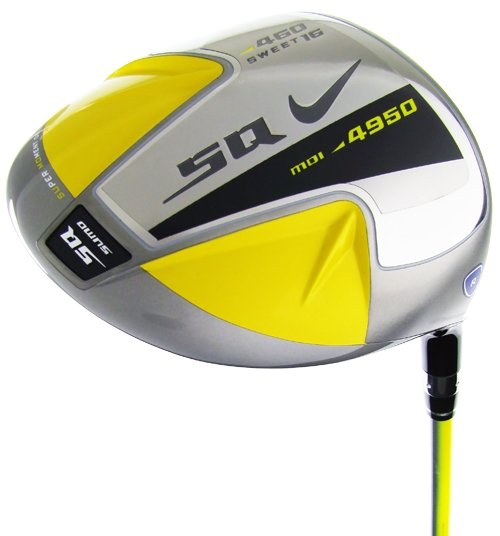 NEW NIKE GOLF SASQUATCH SUMO LUCKY 13° DRIVER SENIOR