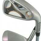 NEW TAYLOR MADE GOLF 2007 R7 DRAW IRONS 4-SW STEEL REG