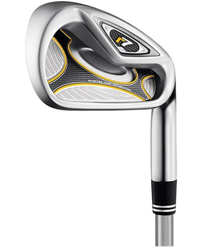 NEW TAYLOR MADE GOLF R7 IRONS 4-AW STEEL STIFF