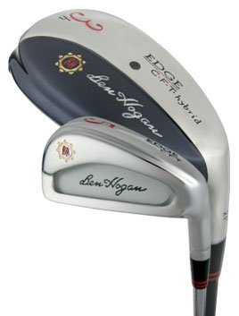 NEW BEN HOGAN GOLF APEX EDGE CFT HYBRID IRONS STEEL REG
